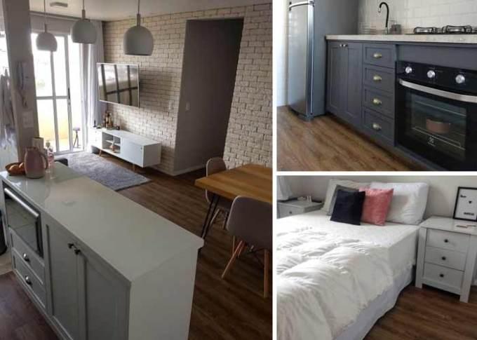 Vinílicos ePiso são ideais para apartamentos