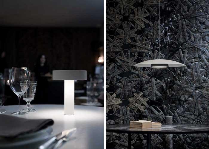 Luz e design em qualquer lugar