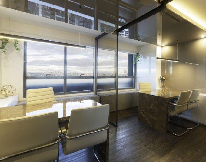 Simonetto aponta mudanças no layout dos escritórios