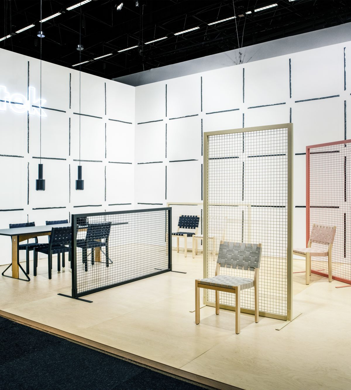 artek at stockholm furniture fair 2019
