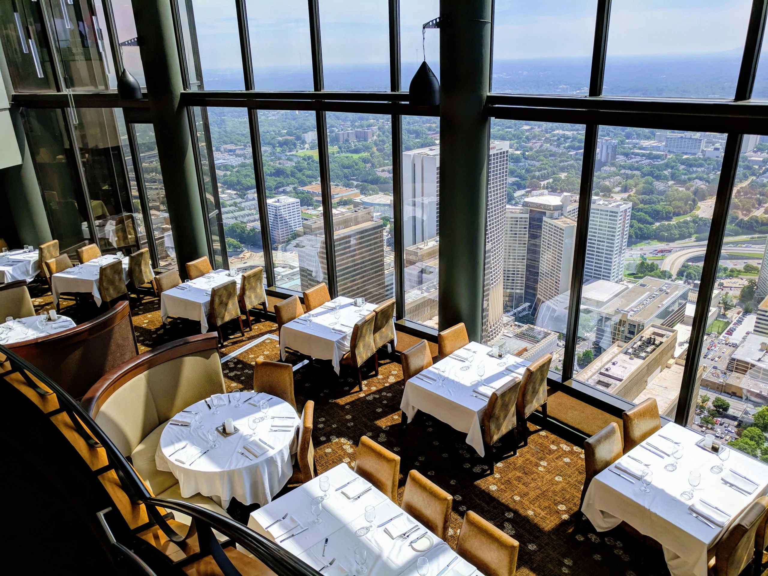 Restaurants With Skyline Views In Atlanta Ga Discover Atlanta