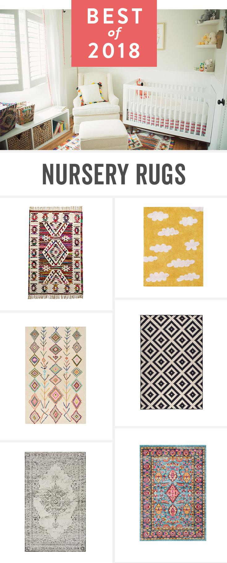 8 Best Nursery Rugs Of 2020