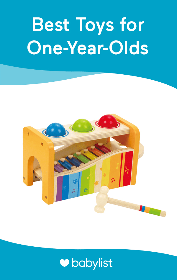12 Best Toys For 1 Year Olds