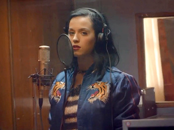 After Katy released the latest teaser 'Satin Cape', fans claim to want to hear the song 'Roar' or watch the music video.