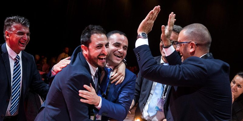 The italian company Mantella wins Swedish Steel Prize 2018