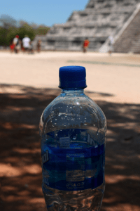 Bottle of Water, Chichen Itza