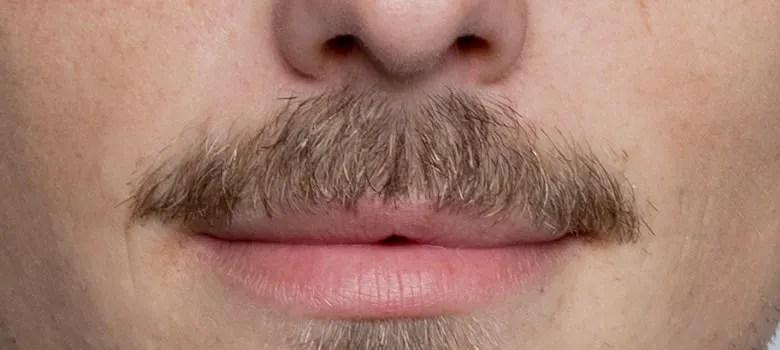 chevron mustache styles