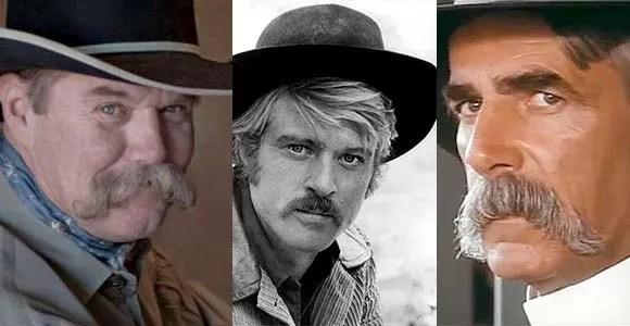 Cowboy Mustache styles 7