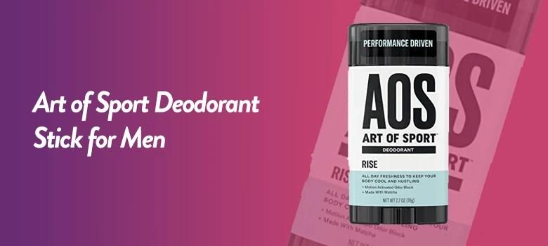 Best Deodorant or Antiperspirant