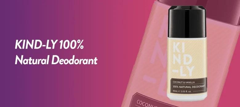 best men's natural deodorant - Best Smelling Deodorant For Men