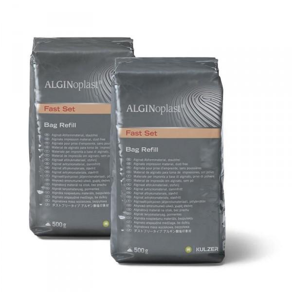 Alginoplast Normal hardening