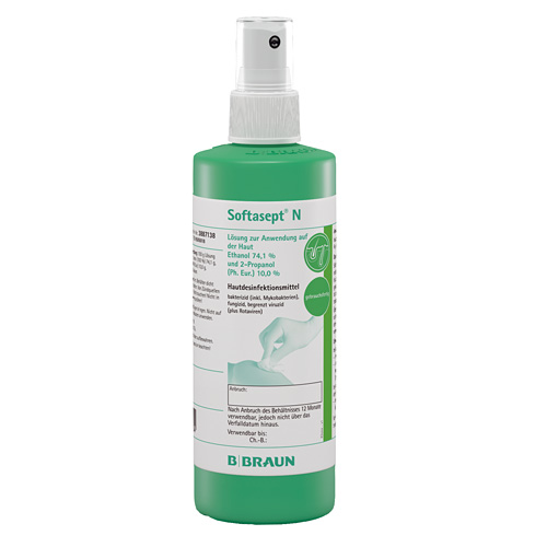 Softasept N Skin Sanitizer 250 ml
