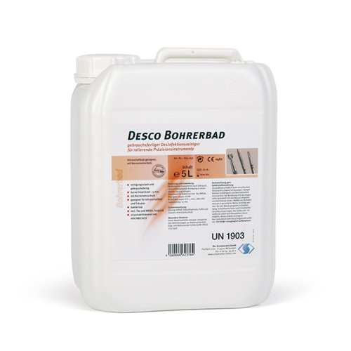 Desco Drill Bath 2 litres