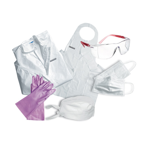 """""""Infection Control Kit"""" Infection Protection Clothing"""