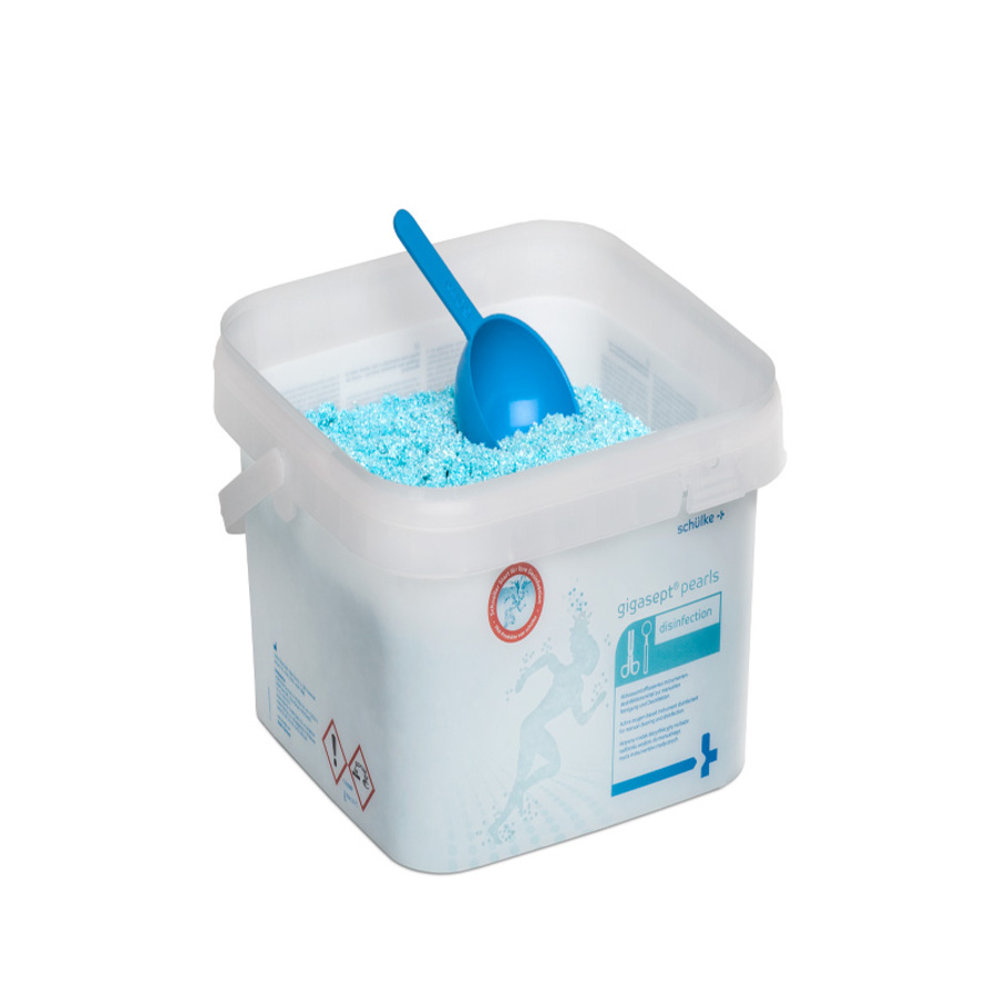 gigasept pearls for Instrument Disinfection 1,5kg bucket