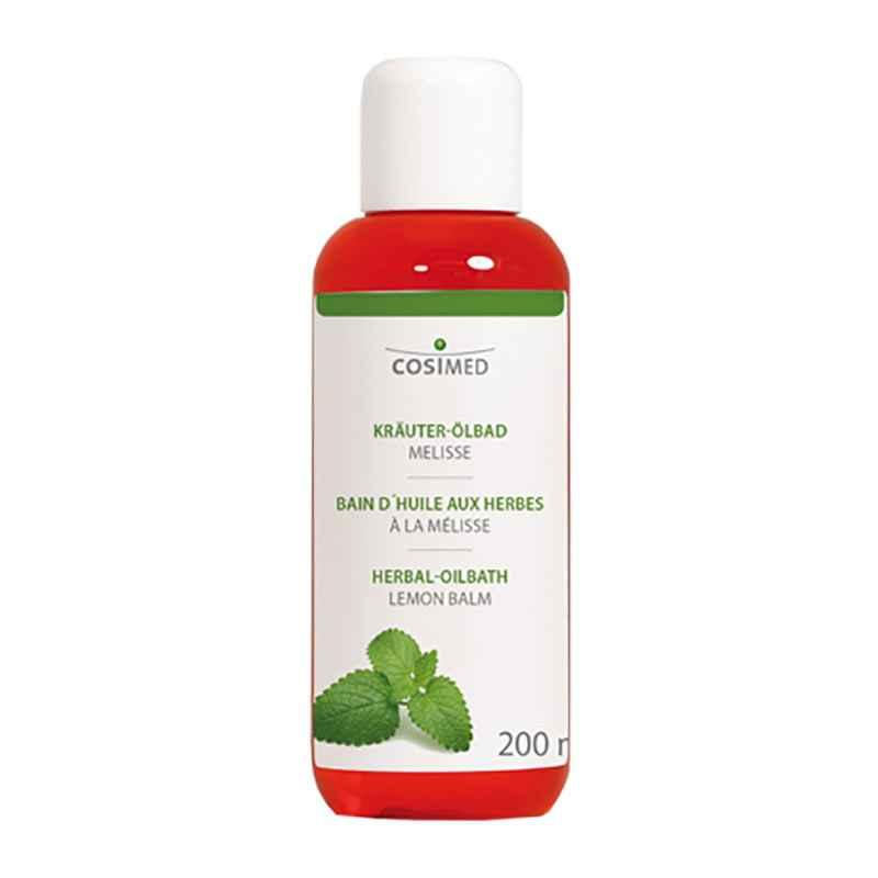 Herbal Bath Oil, Lemon Balm