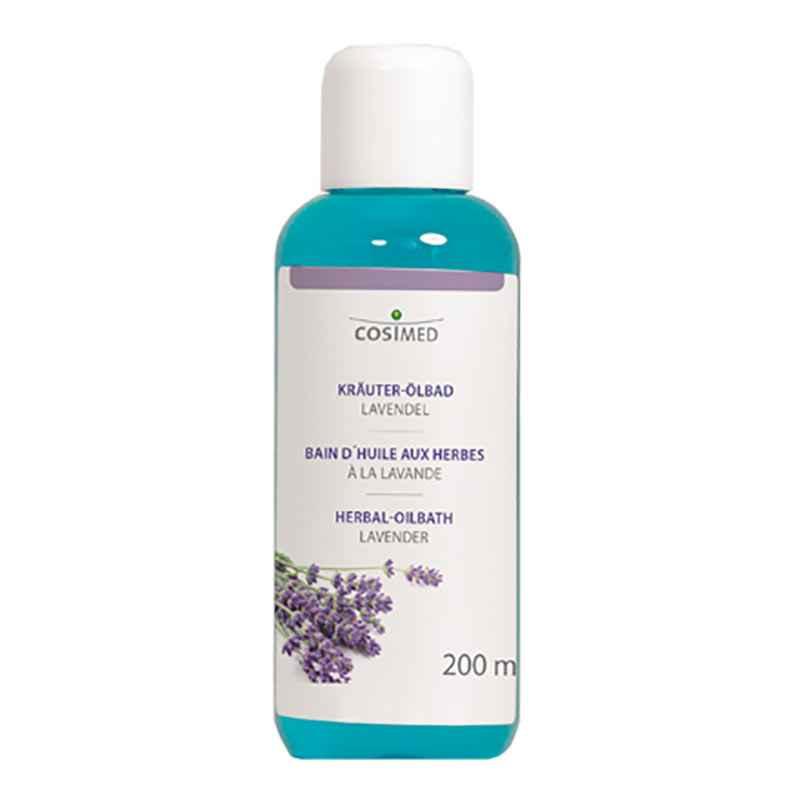 Herbal Bath Oil – Lavender