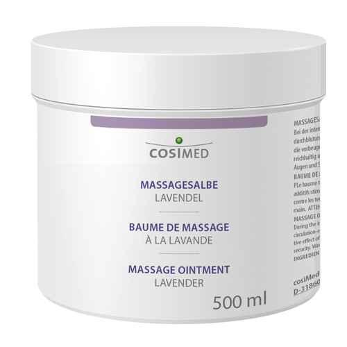 """Massage Ointment """"Lavender"""""""