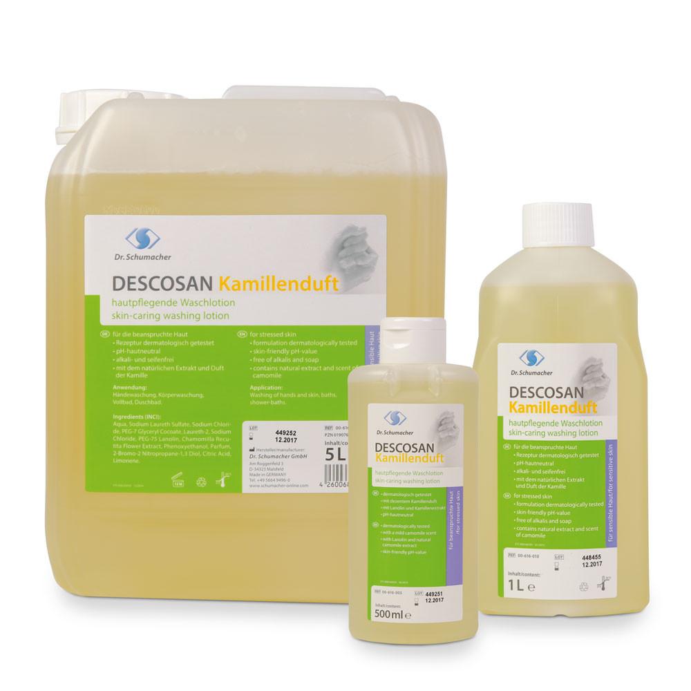 Descosan Camomile Aroma Washing Lotion