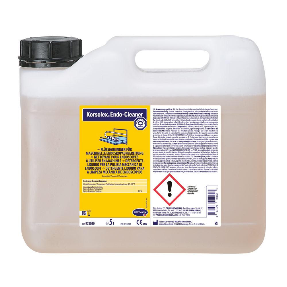 Korsolex Endo-Cleaner