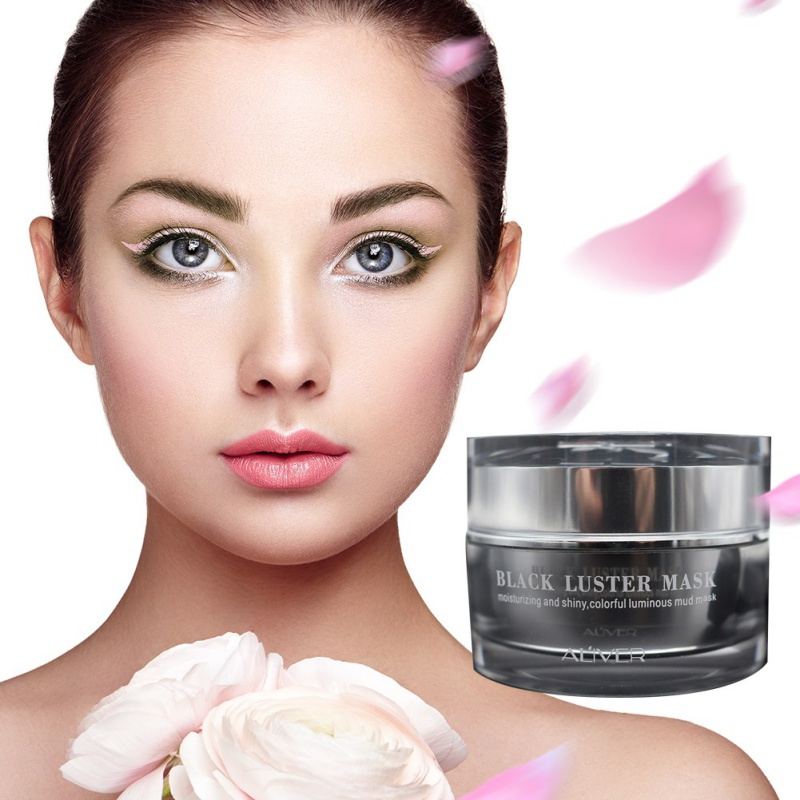 2018 Women Face Anti-Aging Mineral-Rich Magnetic Pore Cleansing Removes Skin Mask