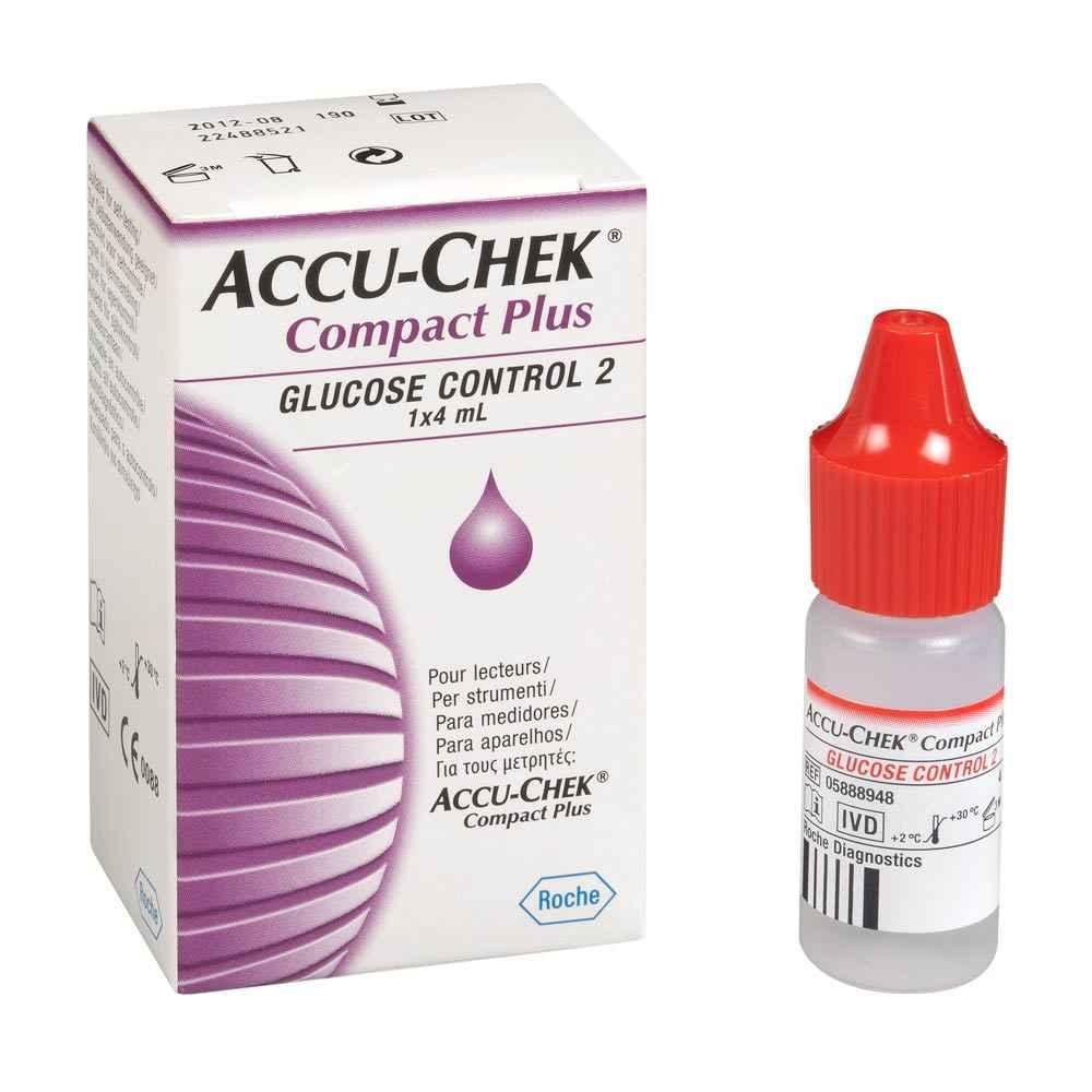Accu-Chek Compact Plus Control Solution