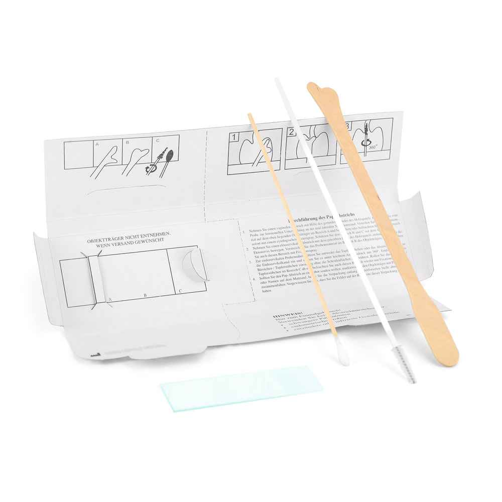PAP Smear Kit, Sterile