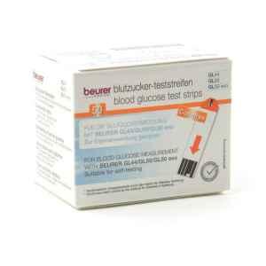 Blood Glucose Test Strips for GL50 / GL44 / GL50 evo