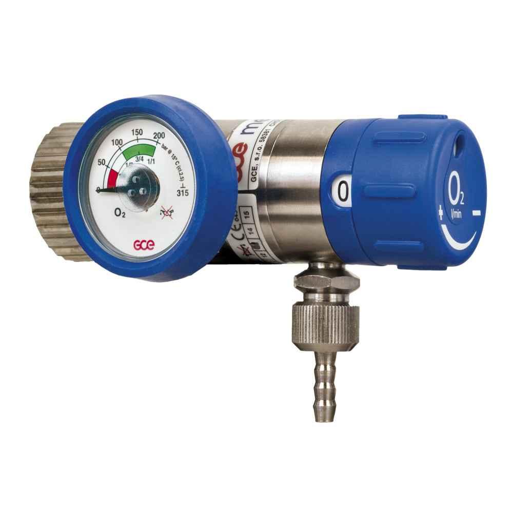 Rescue 25 Pressure Regulator