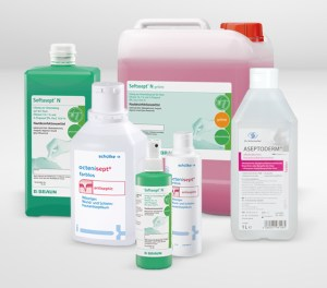 Skin Disinfectants