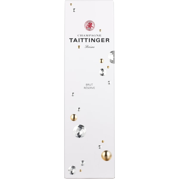 Taittinger Brut Reserve in giftbox 75CL