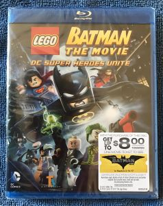 LEGO Batman The Movie DC Super Heroes Unite