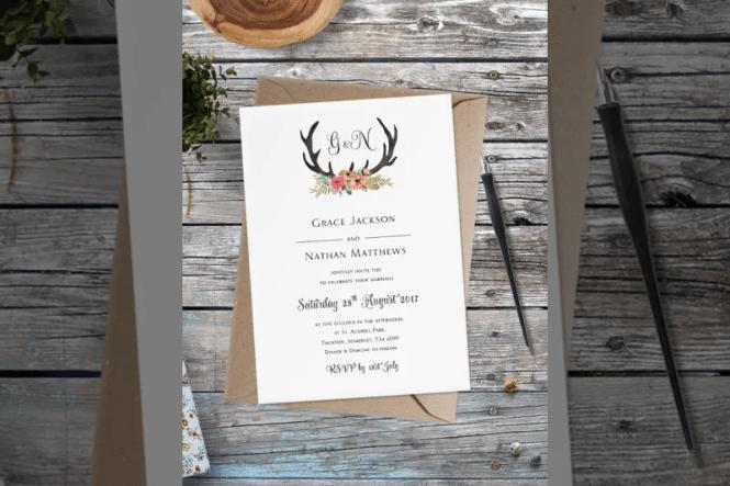 Design Your Own Wedding Invitations Online Uk