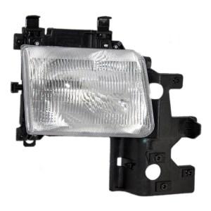 9497 Dodge Ram Van Passengers Headlight Assembly