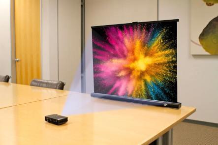 Настольные проекционные экраны