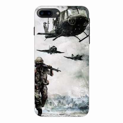 Call Øf Duty iPhone 7 Plus Back Cover