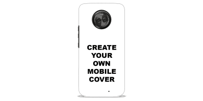 Customized Motorola X4 Back Cover