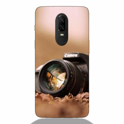 Photography Love One Plus 6 Back Cover