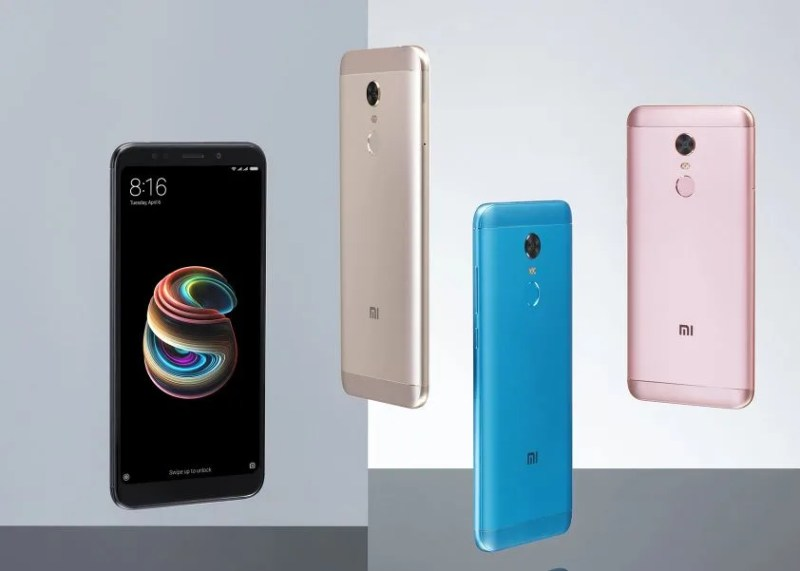 Xiaomi Redmi Note 5 Smartphone in Budget - Buytechy