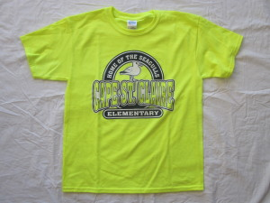 Cape-St-Claire-Neon-Yellow-Tee-Shirt