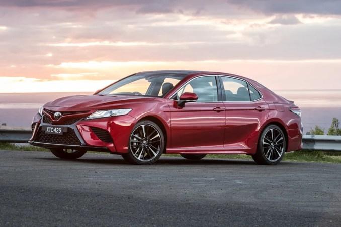 Novo Toyota Camry 2019
