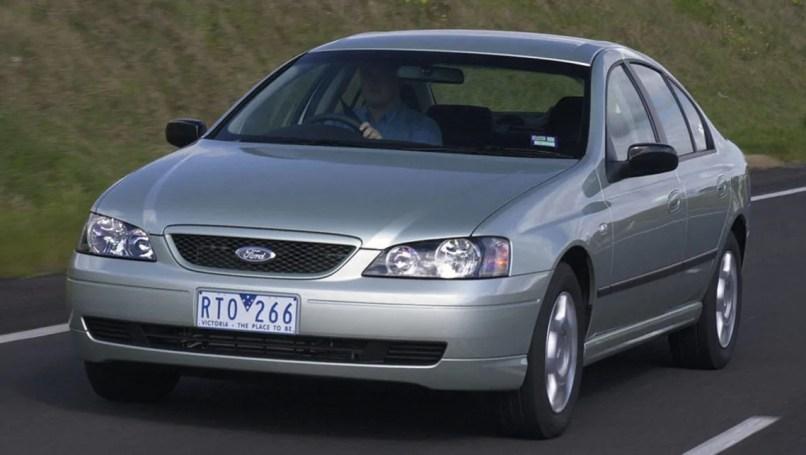 2004 Ford Falcon Xt