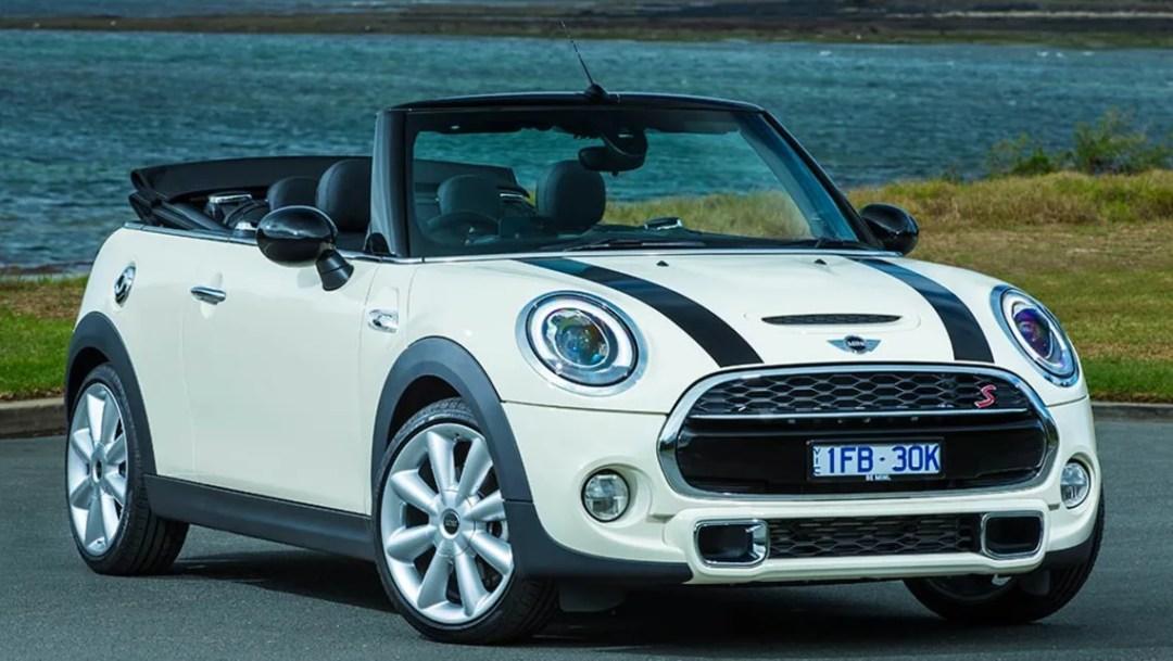 Resultado de imagen para Mini Coopers Cabrio