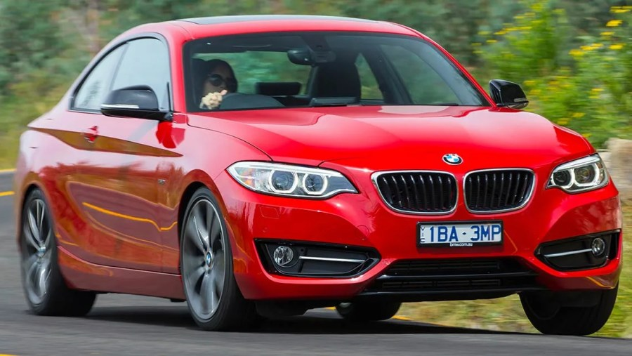 BMW 228i Review 2015 | CarsGuide
