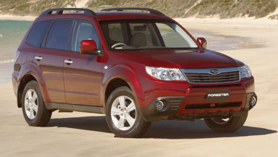 Used Subaru Forester Review 1997 2011 Carsguide
