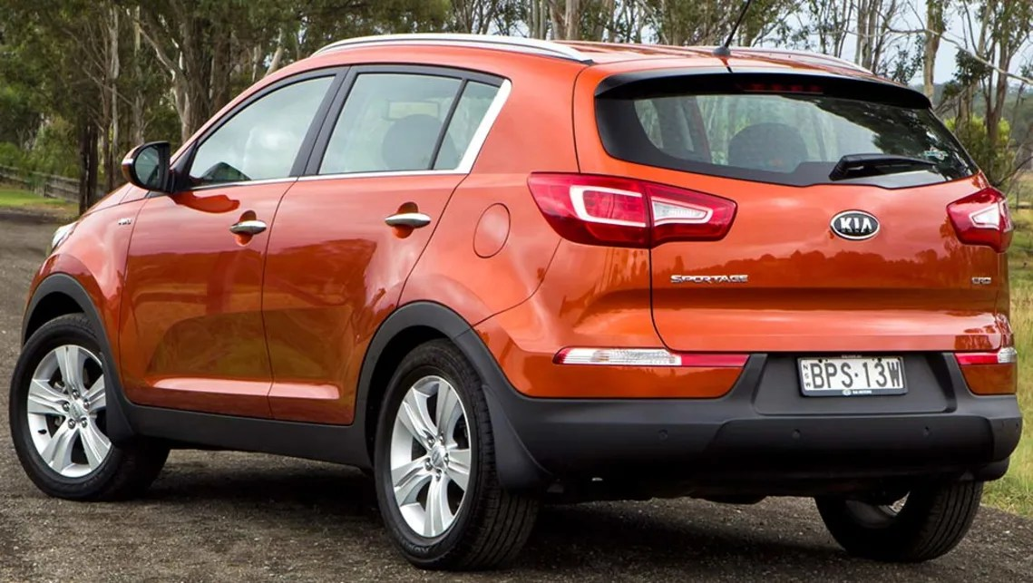 Kia Sportage Used Review 2010 2014 Carsguide
