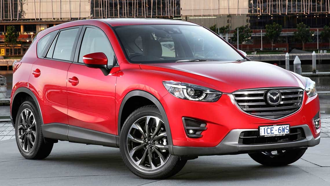 2015 Mazda CX 5 Review CarsGuide