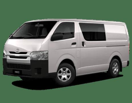 2018 Toyota Hiace Commercial Slwb