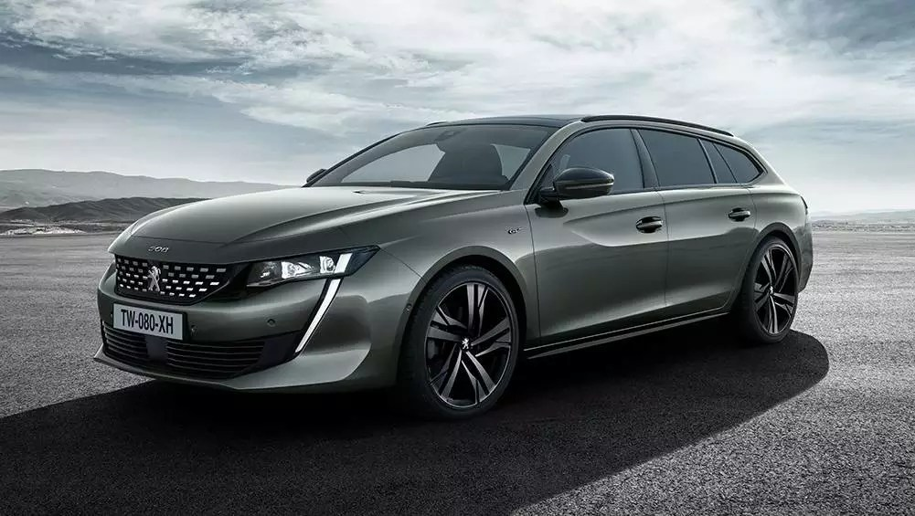 Peugeot 508 2019 Confirmed For Australia Car News Carsguide