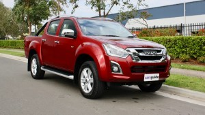 Isuzu DMax 2019 review: LST Crew Cab 4x4 | CarsGuide